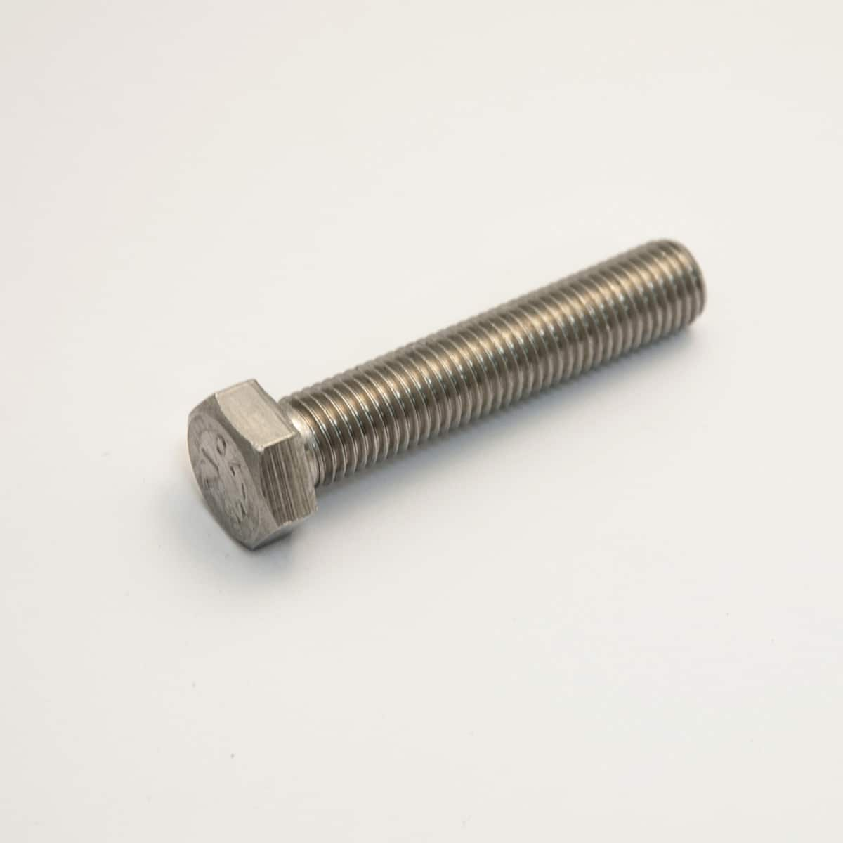 Hexagonal head full threading screws