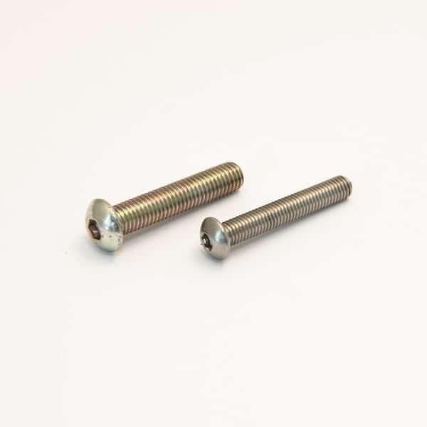Socket pan head screw