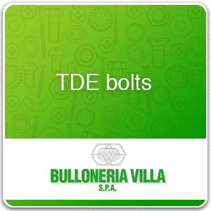 TDE Bolts