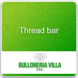Threaded bar
