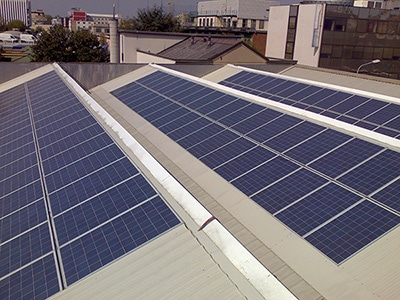 pannelli fotovoltaici - environment