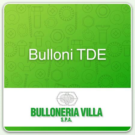 Bulloni TDE