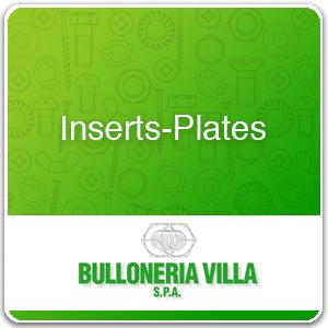 Inserts-Plates